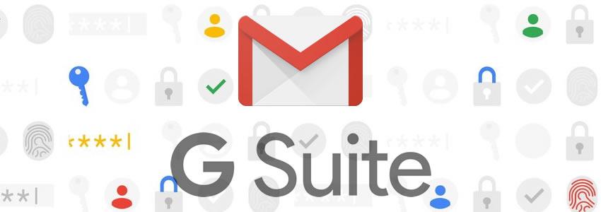 8 pasos para proteger la información de la empresa en GSuite