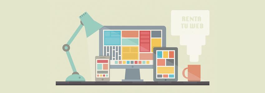 Beneficios de rentar un sitio web