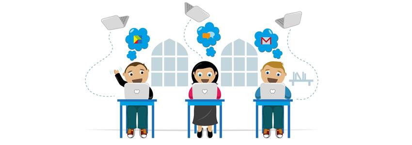 ¿Qué es una herramienta de colaboración digital?