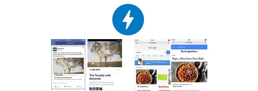Qué significa el rayito en las publicaciones de Facebook o Google