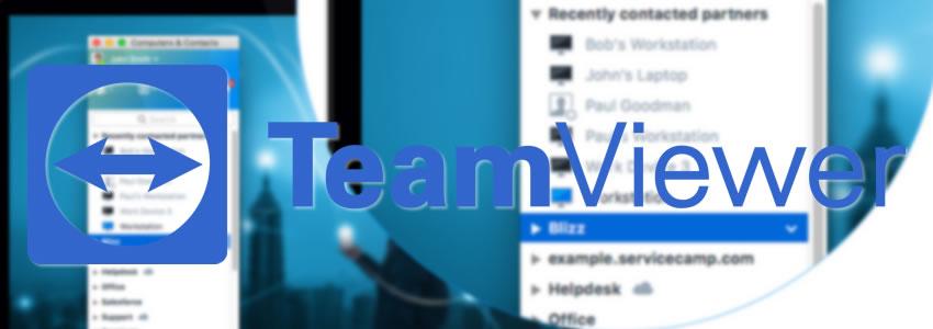 ¿Cómo mejora TeamViewer 13 mi trabajo de soporte?