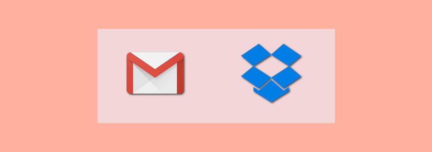 Sé más eficiente con el complemento de Dropbox para Gmail