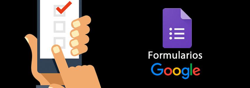 Ventajas de usar los Formularios G Suite de Google