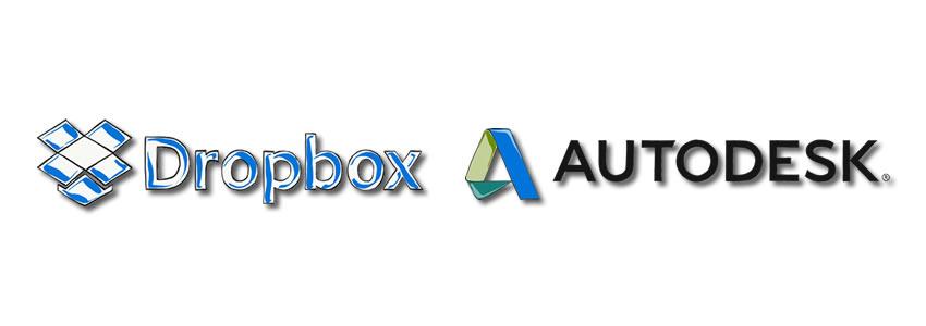 Dropbox - Autodesk se unen para ayudar a diseñar y colaborar