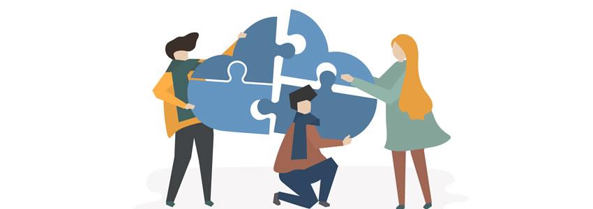 La nube: crear una oficina virtual para pequeñas empresas