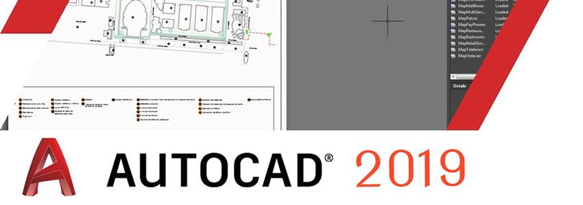 AutoCAD 2019, cada vez más efectivo y funcional