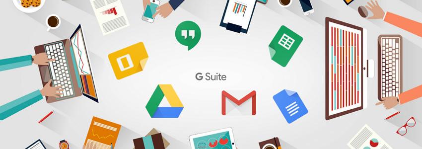 G Suite mejora para apoyar a empresas a ser competitivas