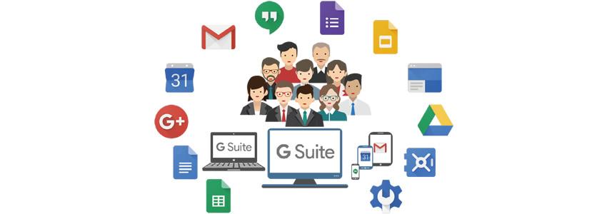 9 formas de utilizar G Suite en la Industria