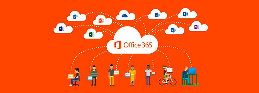 ¡Con Office 365 podrás tener la oficina en tu casa!