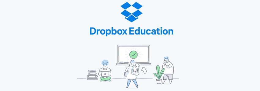 ¿Qué es Dropbox Education?