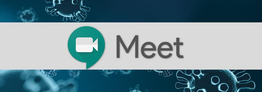 Por COVID-19, G Suite desbloquea funciones premium de Hangouts Meet