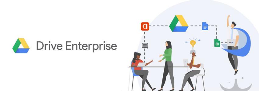 Llega Google Drive Enterprise a Nube Digital MX